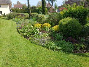 Regular garden maintenance by CCG Gardeners Bury St Edmunds, Suffolk