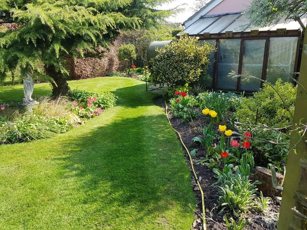 Garden maintenance service by CCG Gardeners, Bury St Edmunds, Suffolk