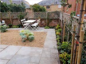 New Garden Design for Town center garden, Bury St Edmunds
