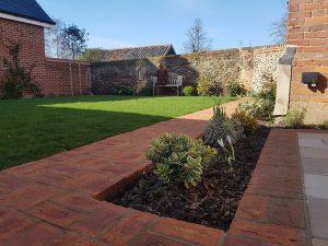 New Garden Design project in Bury St Edmunds