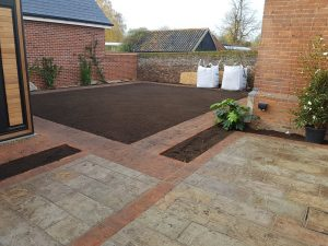 New Garden Design project in Bury St Edmunds